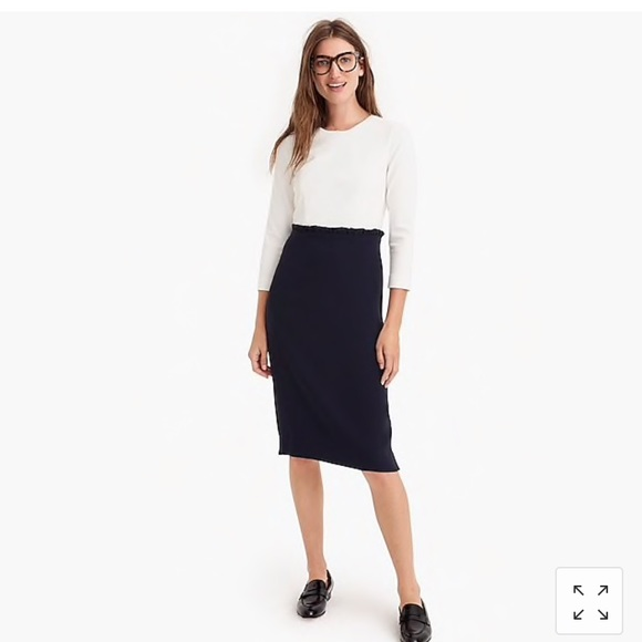 J. Crew Dresses & Skirts - J Crew Combo Dress in size 14